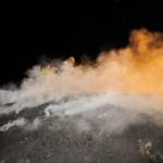 Combustion en cours